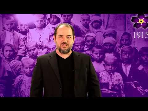Идут армяне Памяти жертв геноцида армян в Османской империи