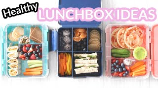 Quick Healthy Lunchbox Ideas for kids  Healthy snacks for kids at school
