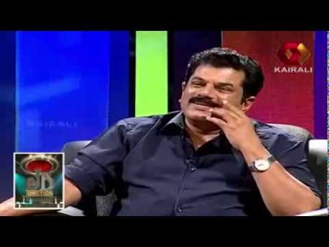 Frisky, Funny Mukesh Talks About Witty Sreenivasan and Naughty Mohanlal !!
