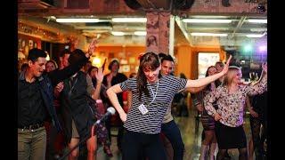 Baile de Katya!! La fiesta de cumpleaños de la escuela.ru .