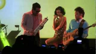 Andien ft Barry Likumahuwa & Indra Lesmana - Dan @ Urban Jazz Crossover 2012 in Bandung [HD]