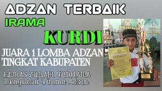 Gambar cover Tehnik Adzan Dan Contoh Adzan Kurdi #Juara 1 Lomba Adzan Sekabupaten #