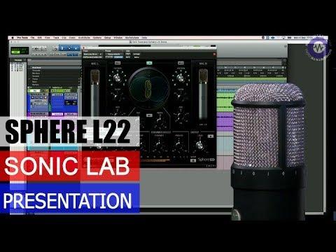 Townsend Sphere Modeliing Mic Presentation