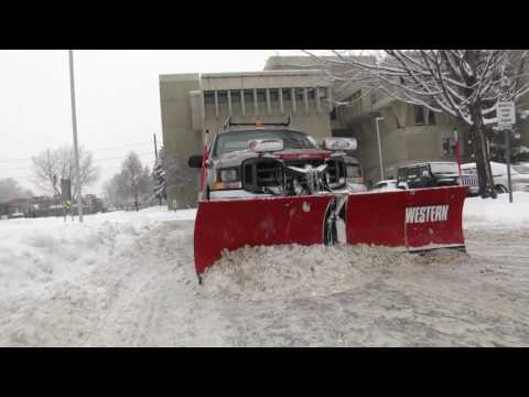 Snow Removal at CWU