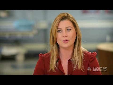Nightline  On Set With 'Grey's Anatomy' Stars For Their 300th Episode