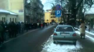 26.01.2012 Lublin manifestacja przeciwko ACTA 2/2