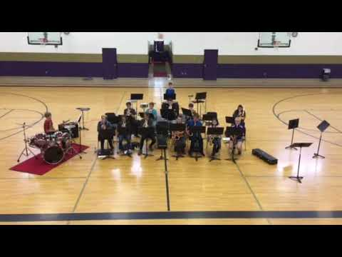 Polson Middle School Jazz Band - Every LIttle Thing