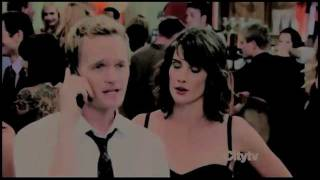 Barney and Robin II Last dance