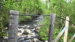 Karhunkierros Ristikallio - Oulangan luontokeskus 2014 osa 1