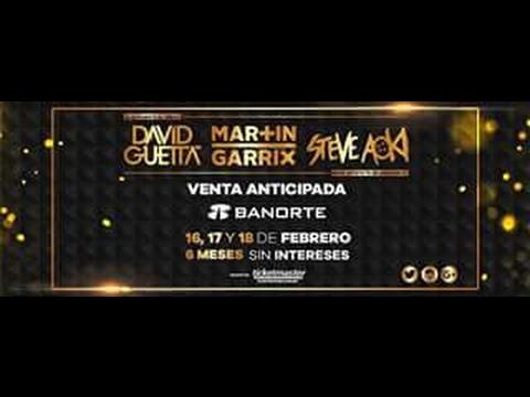 (Official Trailer) World Dance Music Radio Awards 2017 by Los40 Mexico Estadio Azteca