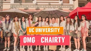 OMG Chairty Concert - UP University  19/04/19 ( Cambodia )