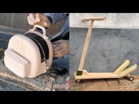 Amazing 14 Creative Woodworking Make Satisfying Item