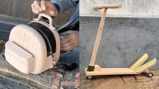 Amazing 14 Creative woodworking make Satisfying item