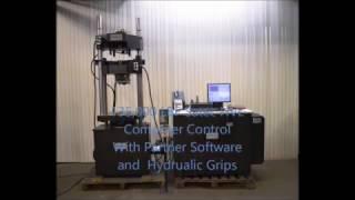 Instron 135,000 lbf (600 kN) 5592 Tensile & Compression Test Machine