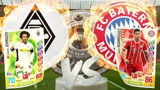 Gladbach vs FC Bayern München 2:1   Bundesliga Orakel