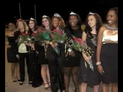 2015 Marlboro County High School Homecoming Queens