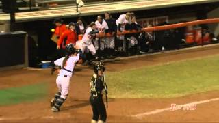 Softball Fighting Illini Invitational Day 1 Highlights 3/15/13