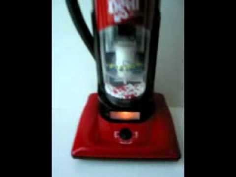 Toy Dirt Devil Pretend Play Vacuum Youtube