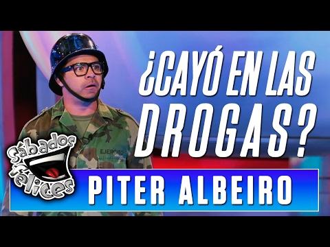 ¿Se la fumó verde? Piter Albeiro se metió en un problemón   Sábados Felices