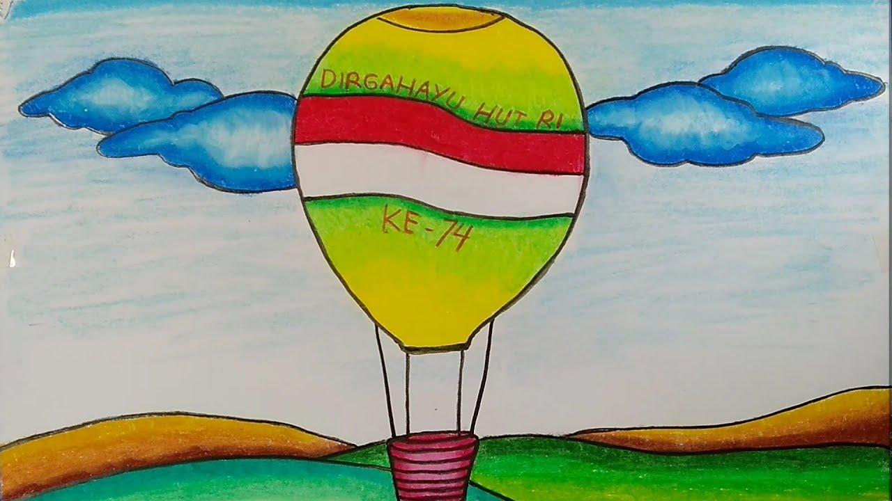 Download Cara Menggambar Dan Mewarnai Balon Udara Mp3 Mp4 3gp Flv ...