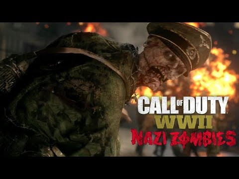 CALL OF DUTY WW2 (NAZI ZOMBIES)
