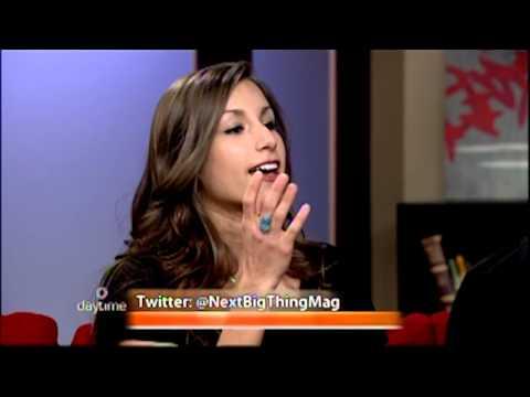Next Big Thing magazine, Canada on Daytime Ottawa on Rogers TV