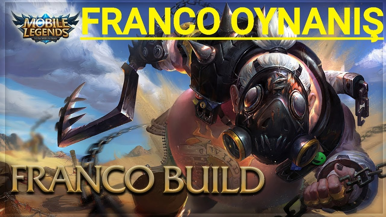PLAY MOBÄ°LE LEGENDS ON PC FRANCO GAMEPLAY Tips