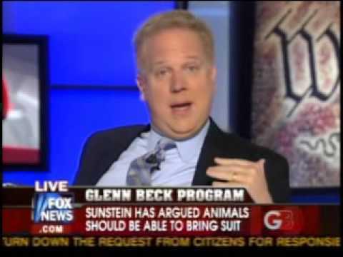 Glenn Beck on Cass Sunstein