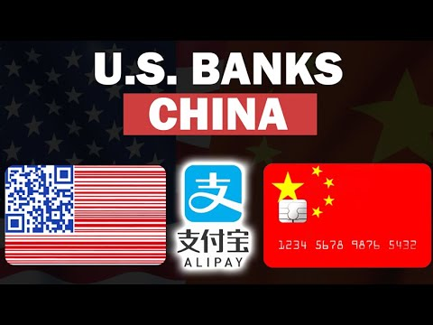 Will Chinese Tech Giants Disrupt The U.S. Banking System?