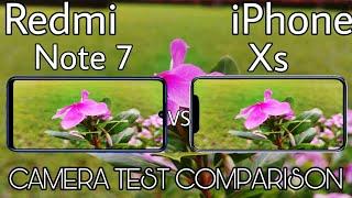 redmi note 7 vs iphone xs camera test, redmi note 7 pro vs iphone xs max camera test, note 7 pro
