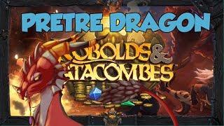 Hearthstone - Prêtre Dragon - Kobolds et Catacombes