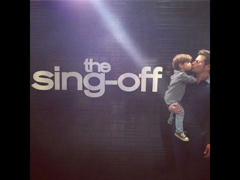 Nick Lachey & Son Camden Share Sweet Kiss in Cute Photo Watch!
