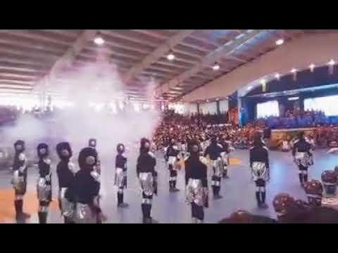 Cabatuan West Rhythmic 2017 (Champion)