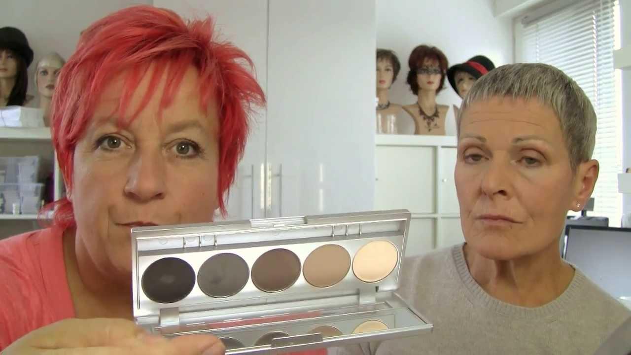 Der Bose Glanz Lidschatten Augen Make Up U50 Youtube