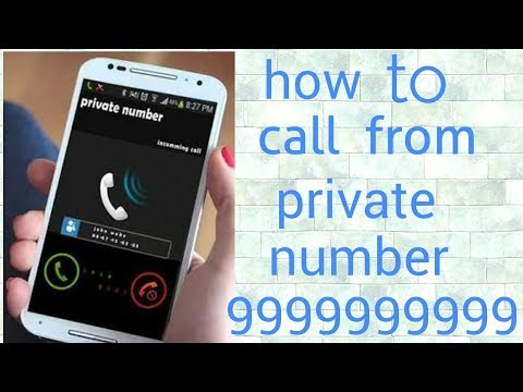 How to call someone from private number! Free! Textme up full review.