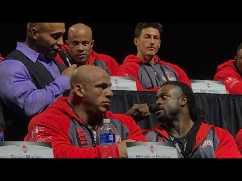 Big Ramy Guarantees Olympia Win | Olympia Press Conference Wrap Up!
