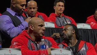 Big Ramy Guarantees Olympia Win   Olympia Press Conference Wrap Up!