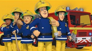Fireman Sam Full Episodes HD | EMERGENCY: Snow storm | Helicopter rescues!  🚒🔥Kids Movie
