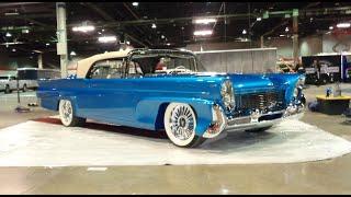 1958 Continental Mark III Custom aka Maybellene & V12 Engine Sound - My Car Story with Lou Costabile