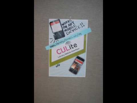 CULite - Cornell Library Mobile Interface