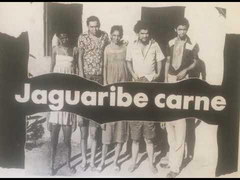 """Jaguaribe Carne"" música livre da Paraíba 1993"
