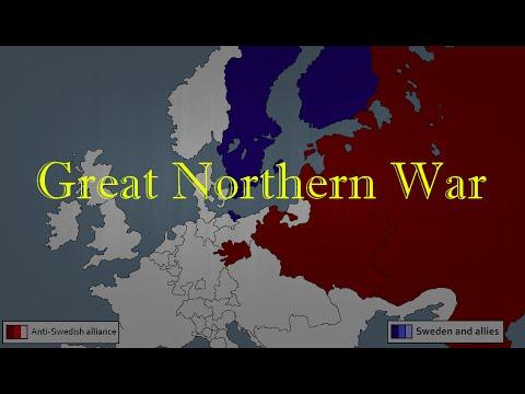 Great Northern war [1700-1721]