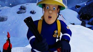 Strażak Sam ❄️Za dużo śniegu do kontrolowania! Wesołych Świąt ❄️ Filmy świąteczne