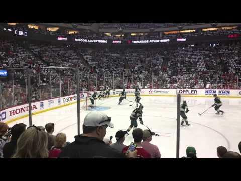 NHL 2015 Playoffs Minnesota Wild vs. St. Louis Blues Game 6