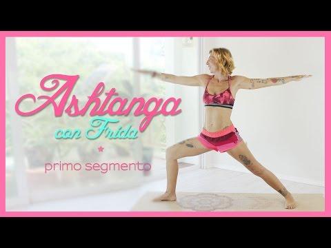 Ashtanga Yoga - Primo Segmento