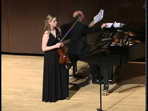 Histoire du Tango by Astor Piazzolla (violin & piano)