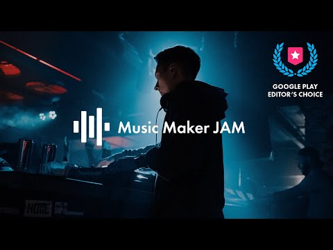 FREE music creation app for iOS / Android | Music Maker JAM