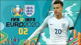 Fifa 17 | euro 2020 w/england pt2 - quarter final!!
