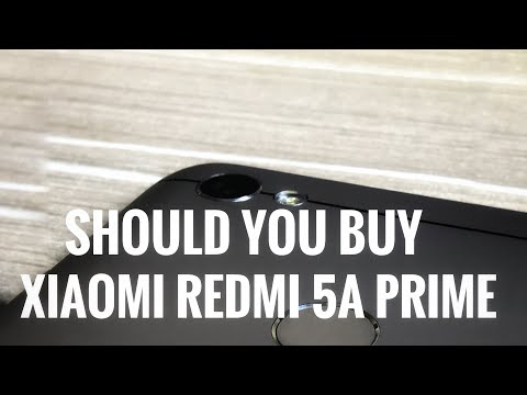 Should you Buy Xiaomi Redmi Note 5A Prime