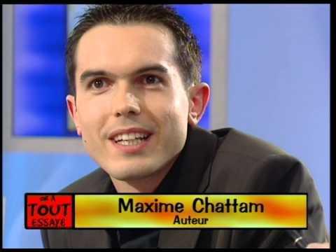 Maxime Chattam, Mélanie Doutey, Frédéric Diefenthal, Garde partagée - On a tout essayé - 13/05/2005